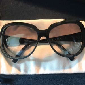 Dita Black sunglasses Surrender  Japan made